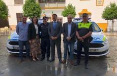 foto coches policias