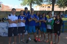 los 8 elegidos de Sevilla para disputar el relevo