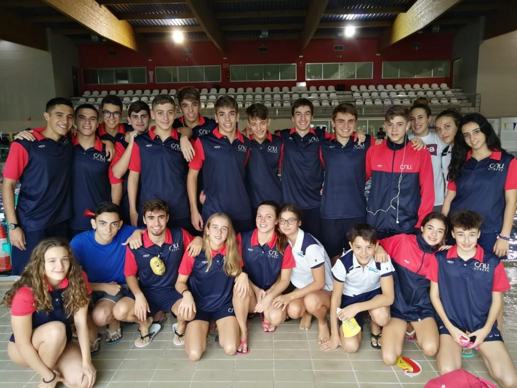 club natacion utrera en rinconada
