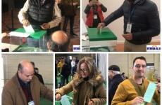 mosaico votando
