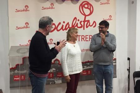 HOMENAJE PSOE