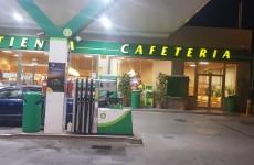 gasolinera bp atraco