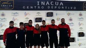 Grupo de Nadadores