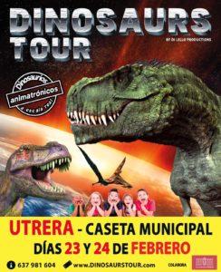 dinosaurios tour 2