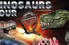 dinosaurios tour en utrera