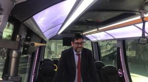 alcalde autobus urbano