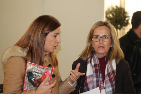 Patricia Piedrafita hasta hace poco Coordinadora Local de Ciudadanos