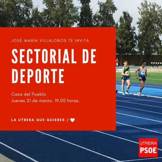 sectorial psoe deportes