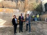 visita obras castillo 3
