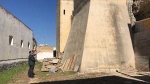 visita obras castillo 4